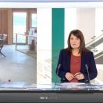 """Reportage TV, """"Marc Muller vit dans une maison autarcique"""", RTS 10.02.17"""